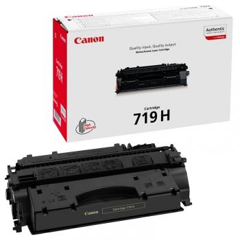 Toner Canon CRG-719 H, 6,4K stran - originální černý