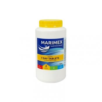 Bazénová chemie Marimex 7D Tabs._7 Denní tablety 1,6 kg