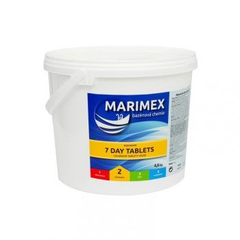 Bazénová chemie Marimex 7D Tabs_7 Denní tablety 4,6 kg