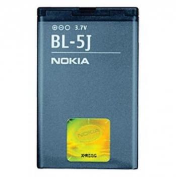Baterie Nokia BL-5J Li-Ion 1320mAh černá
