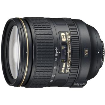 Objektiv Nikon NIKKOR 24-120mm F4G ED AF-S VR černý
