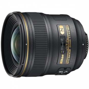 Objektiv Nikon NIKKOR 24MM F1.4G AF-S ED černý