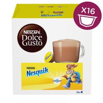 Kapsle pro espressa NESCAFÉ Dolce Gusto® NESQUIK kapslový nápoj 16 ks