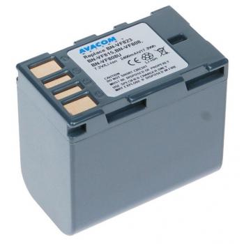 Baterie Avacom JVC BN-VF808, VF815, VF823 Li-Ion 7.2V 2400mAh 17.3Wh