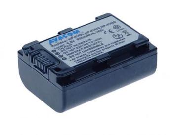 Baterie Avacom Sony NP-FH30, FH40, FH50 Li-Ion 6.8V 750mAh 5.1Wh černá