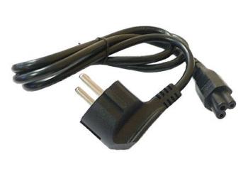 Kabel Avacom pro notebookové zdroje, 1,8m černý