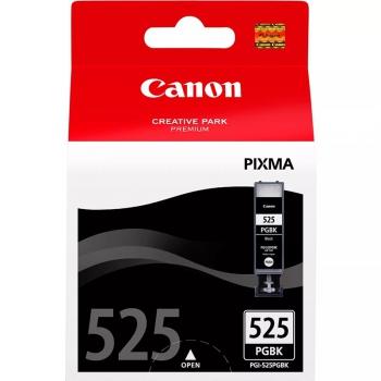 Inkoustová náplň Canon PGI-525 Bk, 340 stran - originální černá