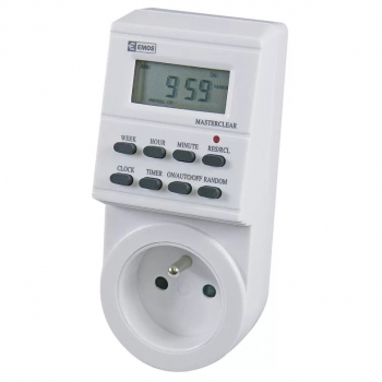 Spínač časový EMOS TS-EF1 digitální