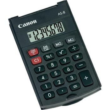 Kalkulačka Canon AS-8 černá