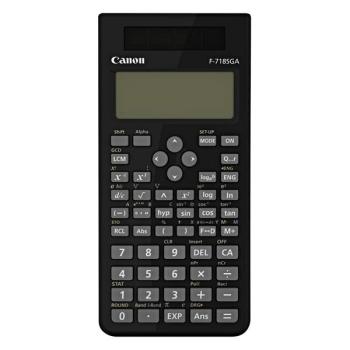 Kalkulačka Canon F-718SGA černá
