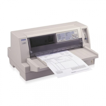 Tiskárna jehličková Epson LQ-680 Pro bílá (413 zn, )