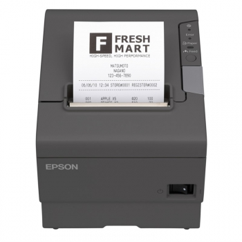 Tiskárna pokladní Epson TM-T88V černá (termální, LPT, USB, 300 mm)
