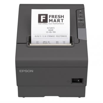 Tiskárna pokladní Epson TM-T88V černá (termální, RS232, USB, 300 mm)