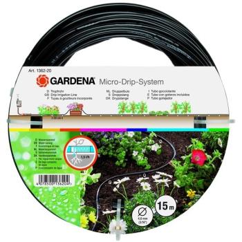 "Hadice Gardena nadzemní 4,6 mm (3/16""), 15 m"