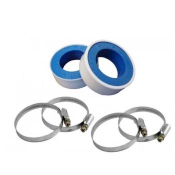 Příslušenství pro bazén Marimex 2x teflonová páska, 4x hadicová spona