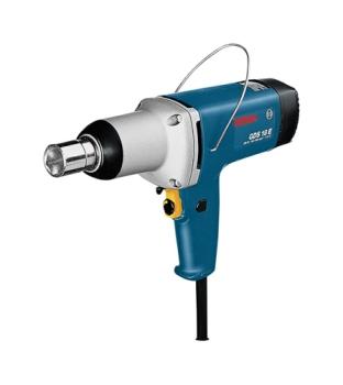 Utahovák rázový Bosch GDS 18 E modrý
