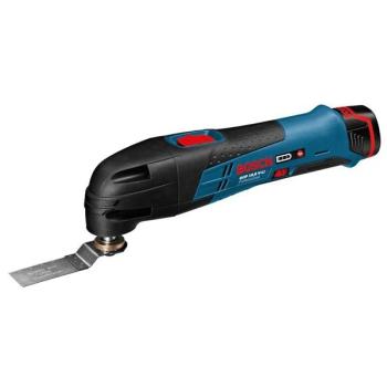 Excentrická bruska Bosch GOP 10,8 V-LI Professional červená/modrá