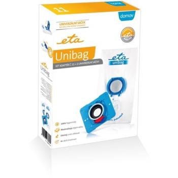 Sáčky do vysavače ETA UNIBAG startovací set č.11 9900 68010 bílý/modrý