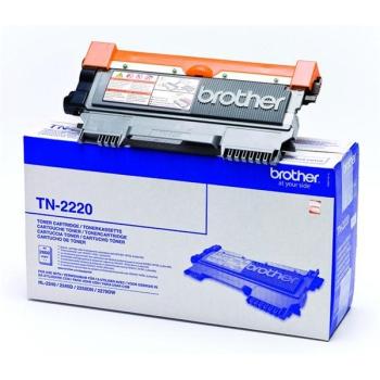 Toner Brother TN-2220, 2600 stran - originální černý