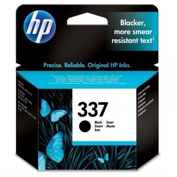Inkoustová náplň HP Photosmart D5160, C4180, 8750, OJ-6310, DJ-5940, No. 337 černá