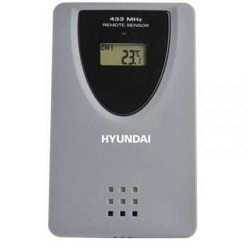 Čidlo pro meteostanice Hyundai WS Senzor 77 šedé