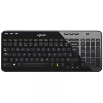 Klávesnice Logitech Wireless Keyboard K360 CZ/SK černá
