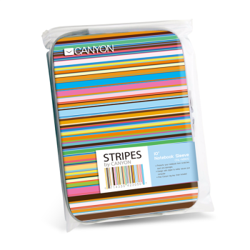 Brašna na notebook Canyon Stripes edition