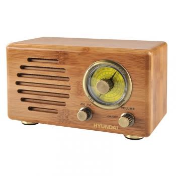 Radiopřijímač Hyundai Retro RA 410B dřevo