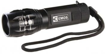 Svítilna EMOS OL-1302, ST-SG7381, FL73086 černá