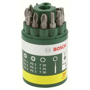 Sada bitů Bosch 10 dílná
