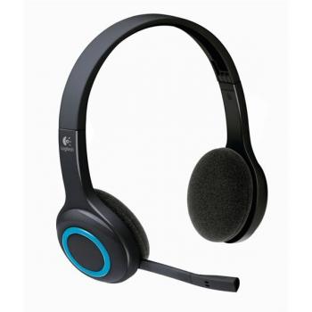 Headset Logitech Wireless H600 černý