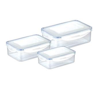 Sada potravinových dóz Tescoma Freshbox FRESHBOX 3 ks