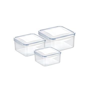 Sada potravinových dóz Tescoma Freshbox 3 ks