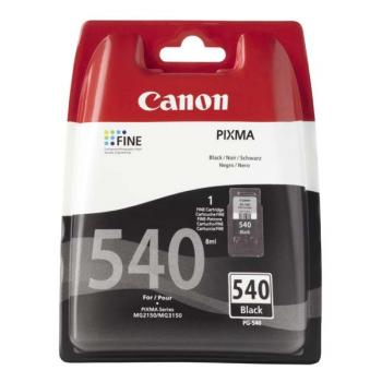 Inkoustová náplň Canon PG-540, 180 stran - originální černá