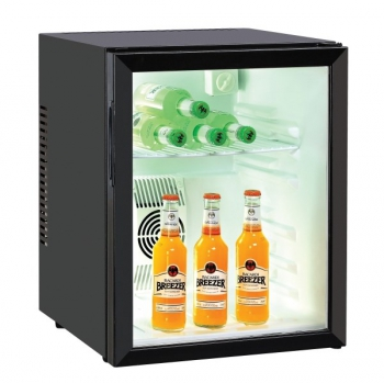 Chladící vitrína Guzzanti GZ 48GB černá