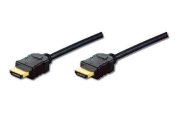 Kabel Digitus HDMI 1.4, 1m, 2x stínený
