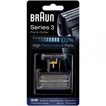 Příslušenství pro holicí strojky Braun CombiPack Syncro - 30B černé