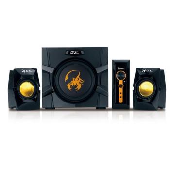 Reproduktory Genius GX Gaming SW-G2.1 3000 černé/žluté