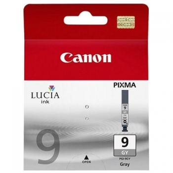 Inkoustová náplň Canon PGI-9GY - originální šedá