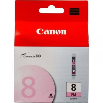 Inkoustová náplň Canon CLI-8PM, 450 stran - originální červená