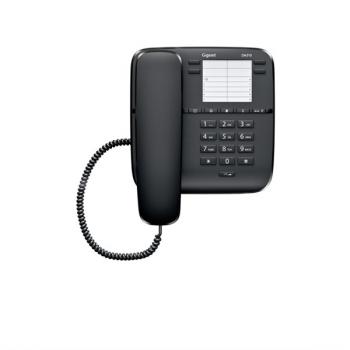 Domácí telefon Siemens Gigaset DA310 černý