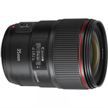 Objektiv Canon EF 35mm f/1.4L USM černý