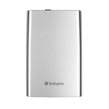 """Externí pevný disk 2,5"""" Verbatim Store 'n' Go 1TB stříbrný"""