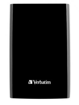 """Externí pevný disk 2,5"""" Verbatim Store 'n' Go 1TB černý"""
