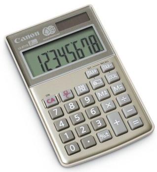 Kalkulačka Canon LS-8TCG zlatá