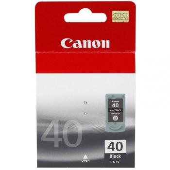 Inkoustová náplň Canon PG40, 615 stran, černá