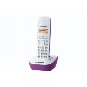 Domácí telefon Panasonic KX-TG1611FXF fialový