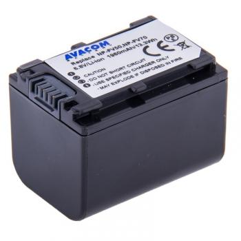 Baterie Avacom Sony NP-FV70 Li-Ion 6.8V 1960mAh 13Wh