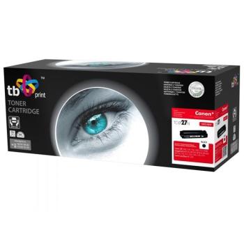 Toner TB Canon EP-27 - kompatibilní černý
