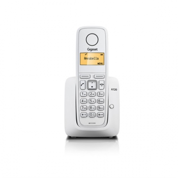 Domácí telefon Siemens Gigaset A120 bílý